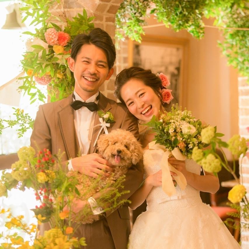 ペットも参加できる結婚式♡可愛い演出だけでなく準備から当日のサポートまで安心できる式場の選び方!
