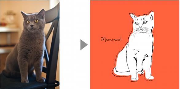 世界に一つだけ!ペットの写真を「MONIMAL」でオシャレなオリジナルグッズにしちゃおう♡
