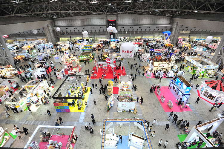 ただいま東京ビッグサイトで開催中! 日本最大級のペットイベント『インターペット』に行ってきました