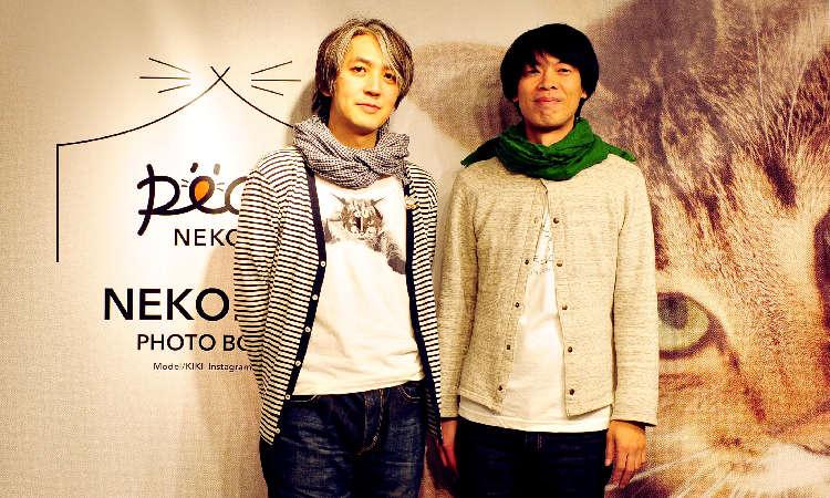 左:近藤研二さん  右:山田稔明さん