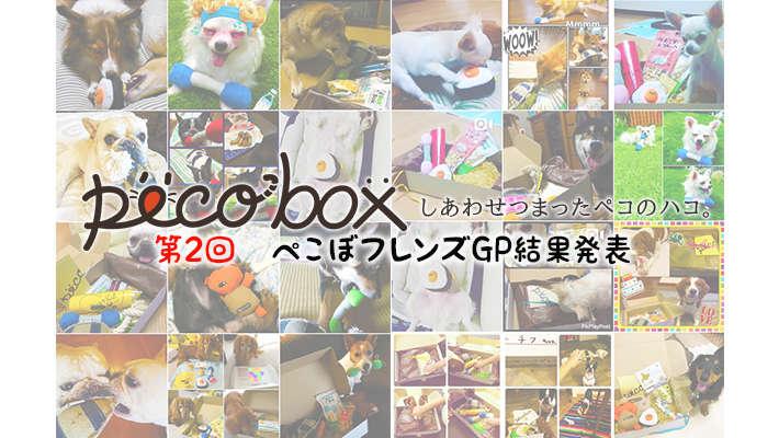 第2回 ぺこぼフレンズGP (グランプリ) 結果発表〜★ by PECOBOX