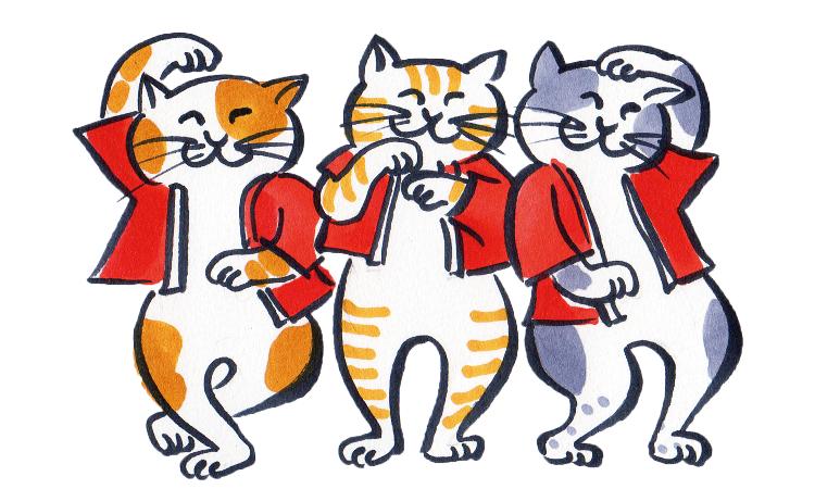 日本橋三越本店全館で「ねこ・猫・ネコ 全館ねこづくし」を開催! 5/3〜5/14は日本橋三越本店へ♪