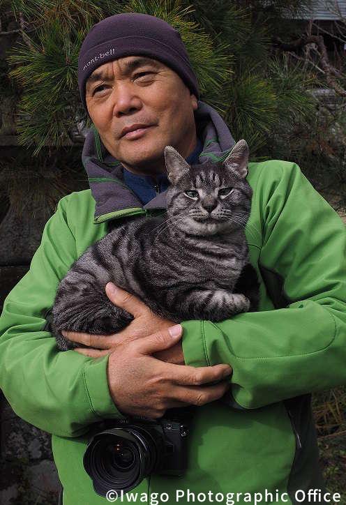 動物写真家 岩合光昭さん