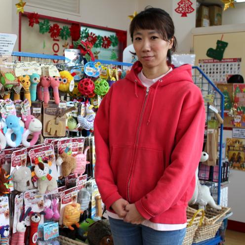 「モッピー&ナナ」仙川店 店長 新倉さん