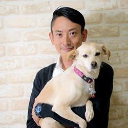 株式会社withdog.jp代表取締役 今村真也さん