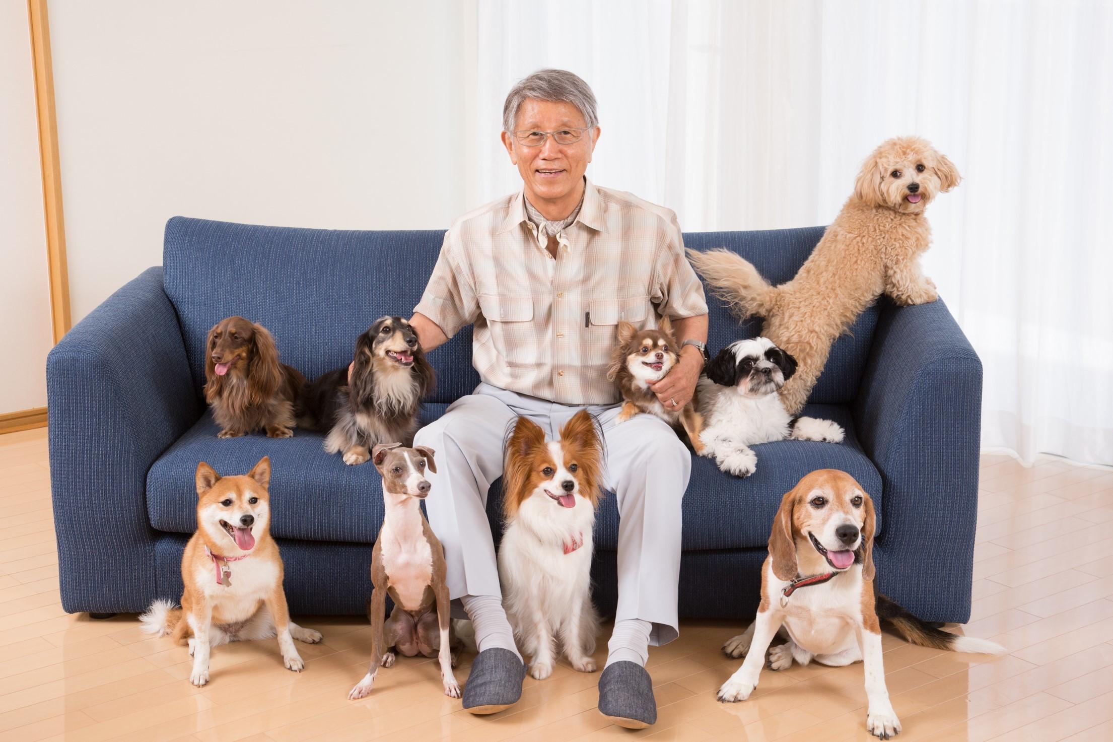 タニタの元会長・谷田大輔氏が届ける、愛犬の健康と長生きをサポートするフードとは?