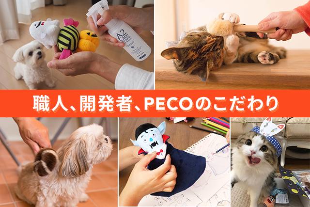 【PECO編集部おすすめ】ペットとのかけがえのない時間を過ごすための「こだわりの逸品」