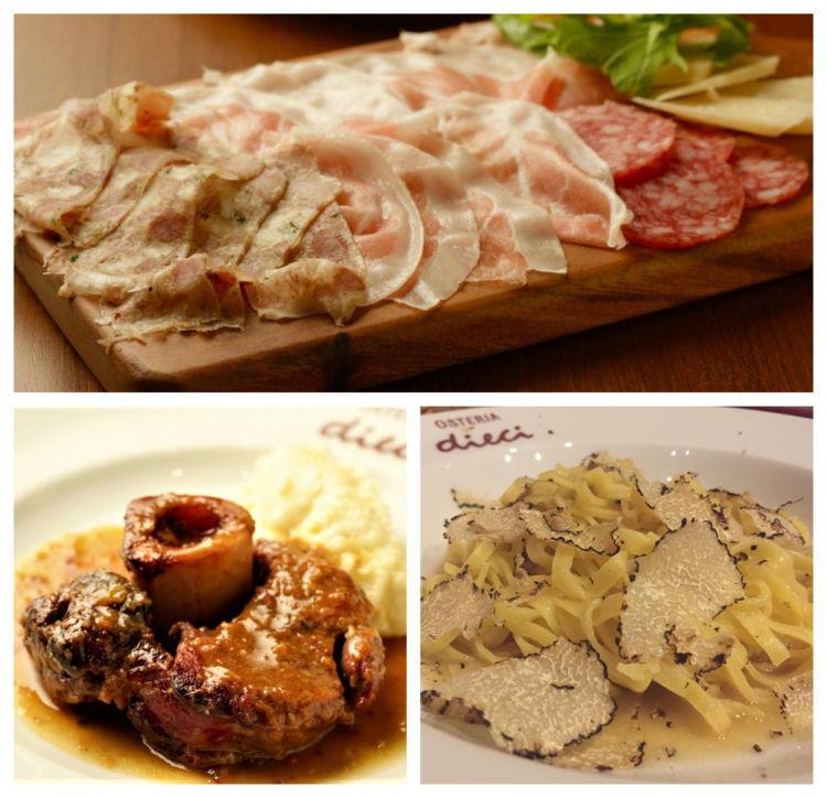 イタリアの食文化そのままの喜びと感動を