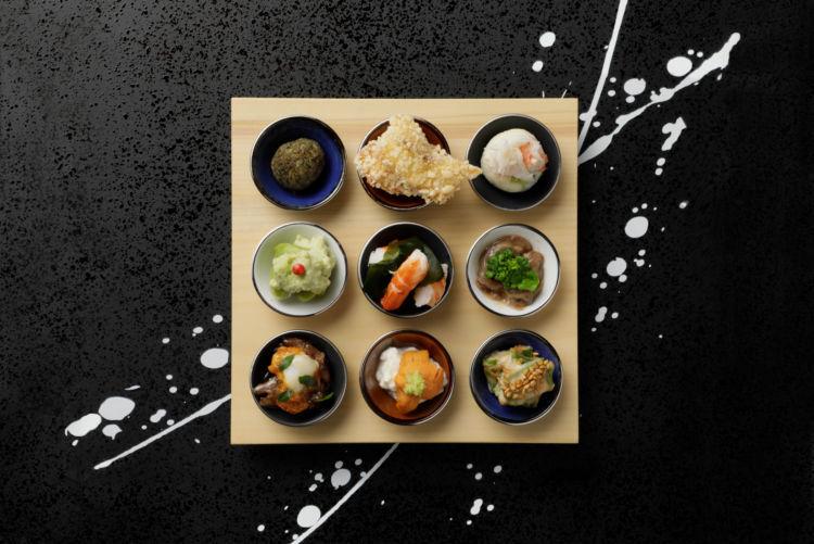 目と舌で楽しむ、美しき京料理