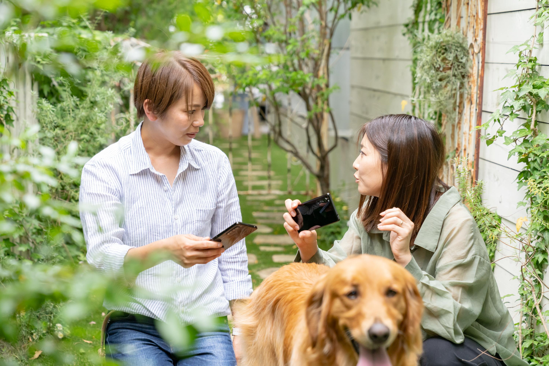 小川さんのアドバイスを聞くマミさんの表情も真剣です。