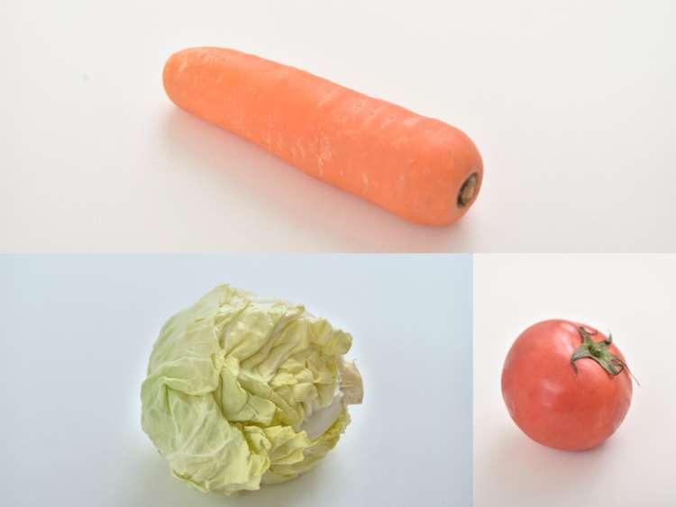 A.糖分が高い野菜もあることを考慮しよう