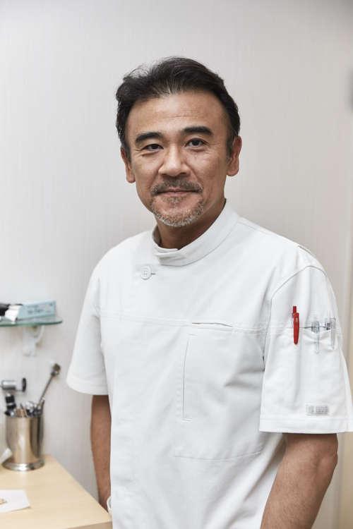 青柳伸介先生