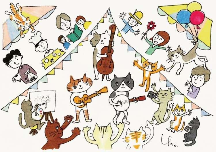 動物愛護の秋! 10月15日(日)はPECOも参加する「むさしの猫のマルシェ」へ出かけよう!