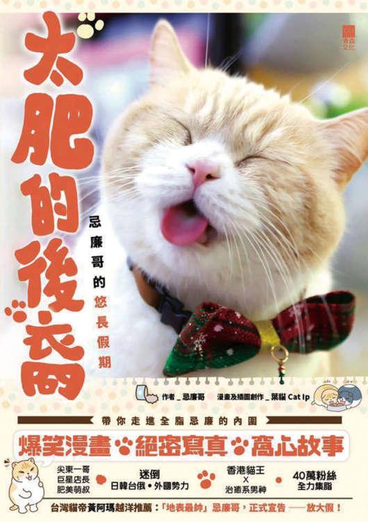 香港でベストセラーになったあにき本『太肥的後裔』