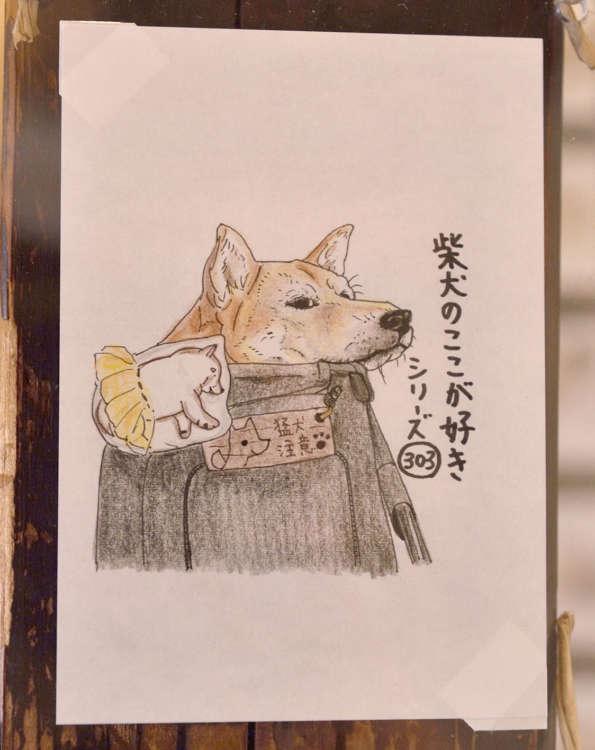 シリーズ303「人間が盛り上がっているほど本犬は盛り上がっていないとこ」。何故か、反比例しがちなのが人間と犬のテンションだ。