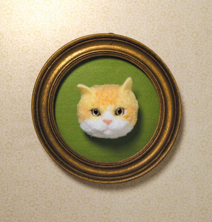 スター猫の肖像