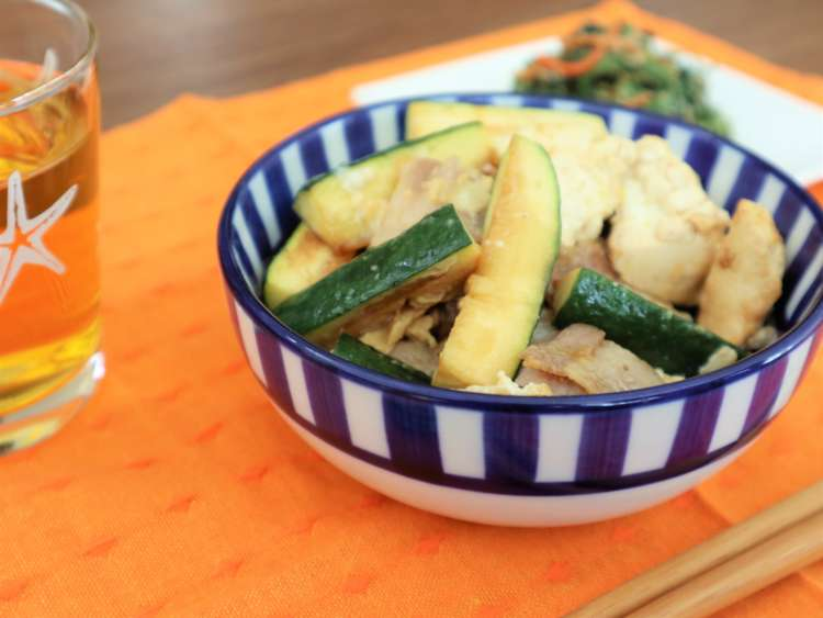 まだまだ続く暑い日に!夏野菜を使った夏バテ回復の簡単レシピ