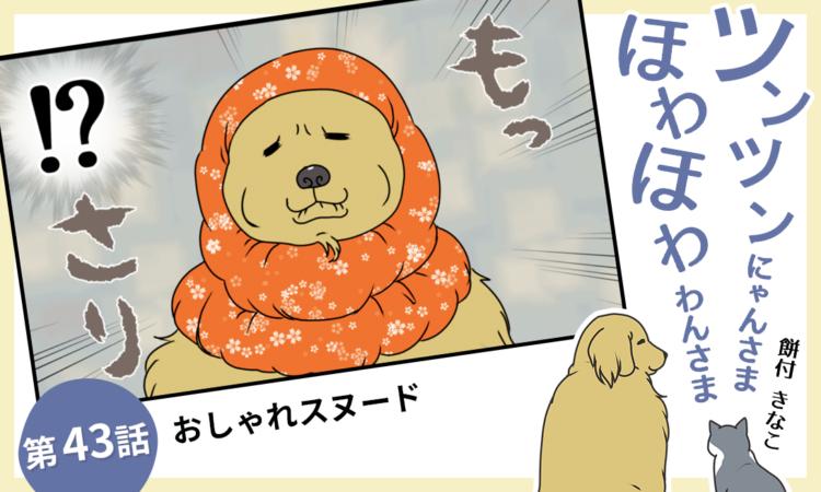 第43話:おしゃれスヌード