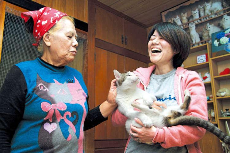"""やさしくて強い""""ちゅーばー""""國吉さんと今日も猫談義"""