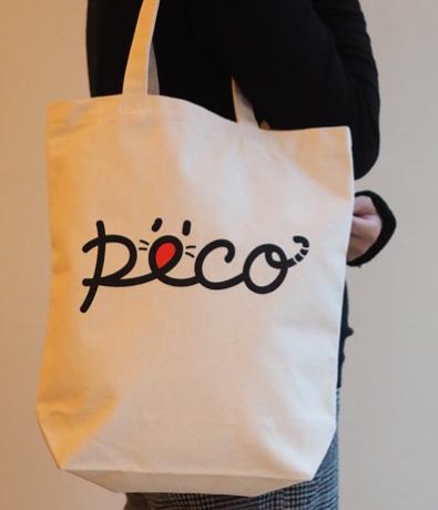 PECO賞:「PECOオリジナルトートバッグ」 5名さま