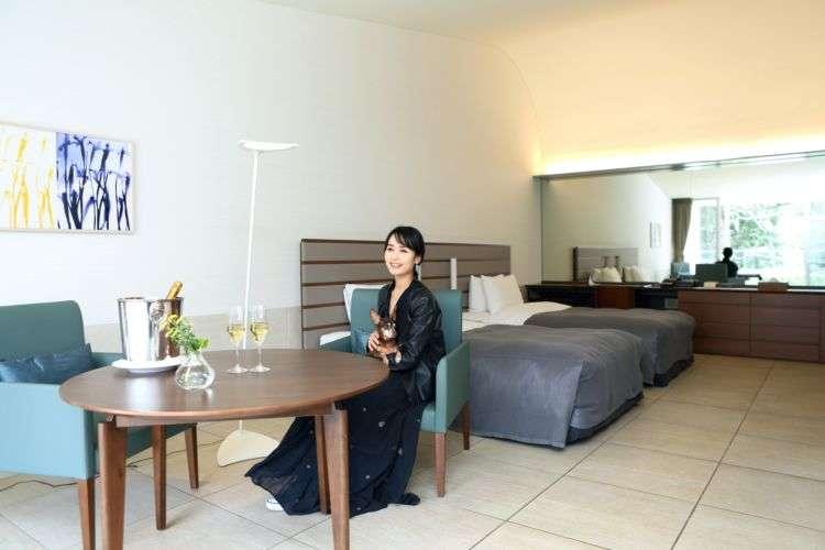 """【箱根】""""小田急 箱根ハイランドホテル"""" 財閥の別邸を基に建てられた格式あるホテルで上質な時間を"""
