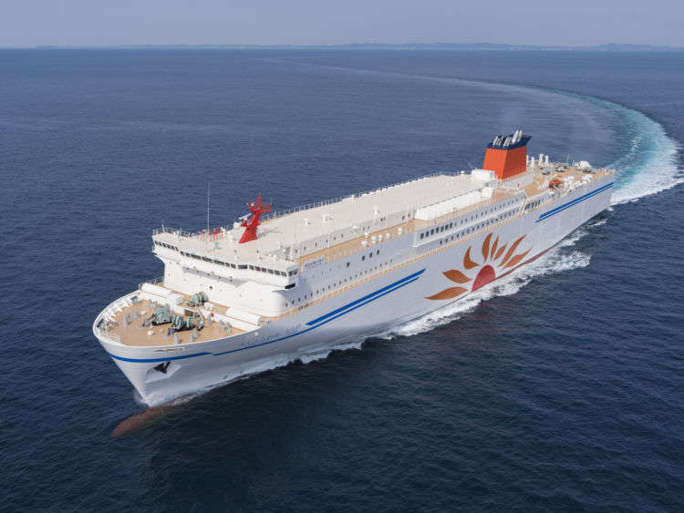 【北海道】Bon voyage! 「さんふらわあ さっぽろ/ふらの」で愛犬と船旅に出かけよう