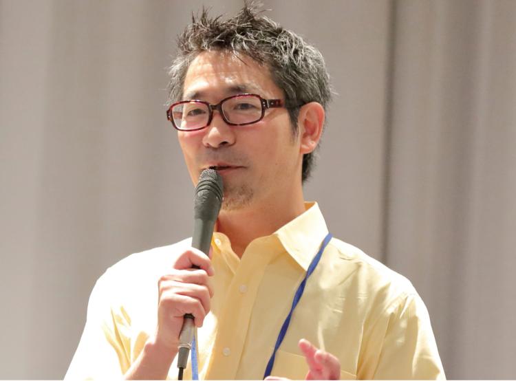 麻布大学獣医学部介在動物学研究室教授 菊水健史氏