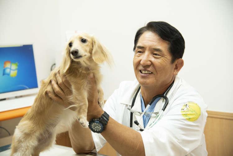 犬山動物総合医療センター代表、太田亟慈(おおたじょうじ)先生