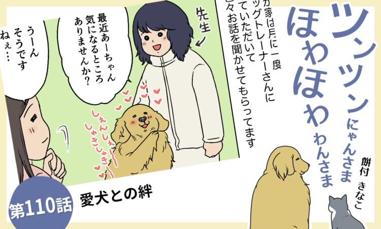 第110話:愛犬との絆