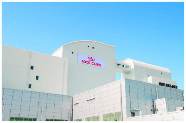 ロイヤルカナン韓国工場