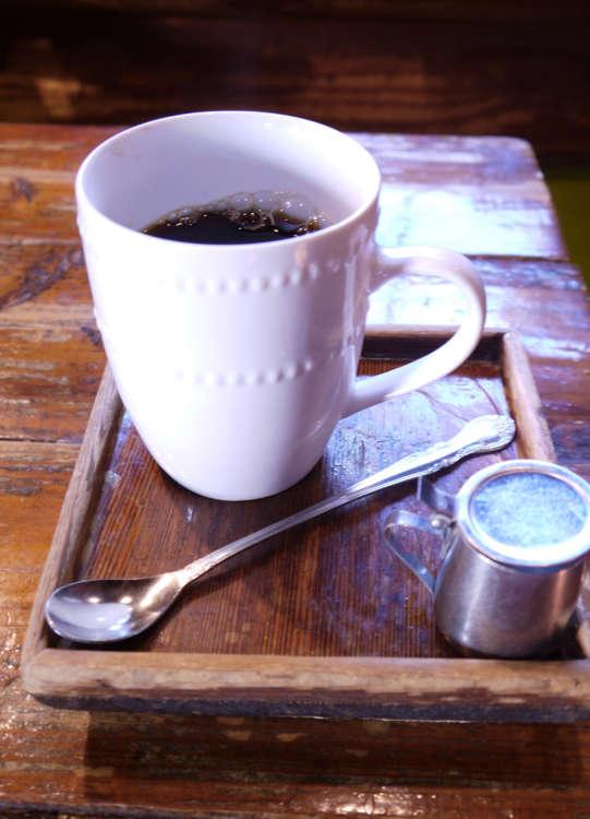 水からこだわる自家焙煎コーヒー