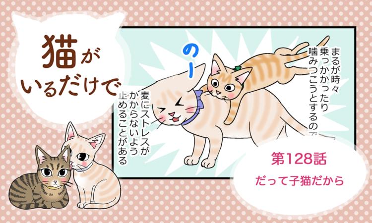 第128話:だって子猫だから