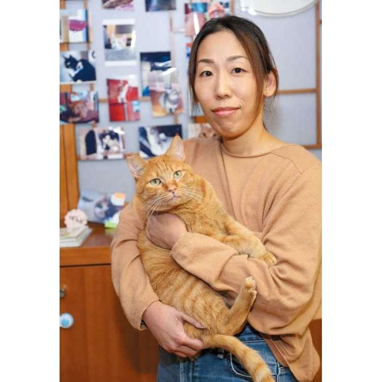 橋本恵莉子先生と「マシュー」