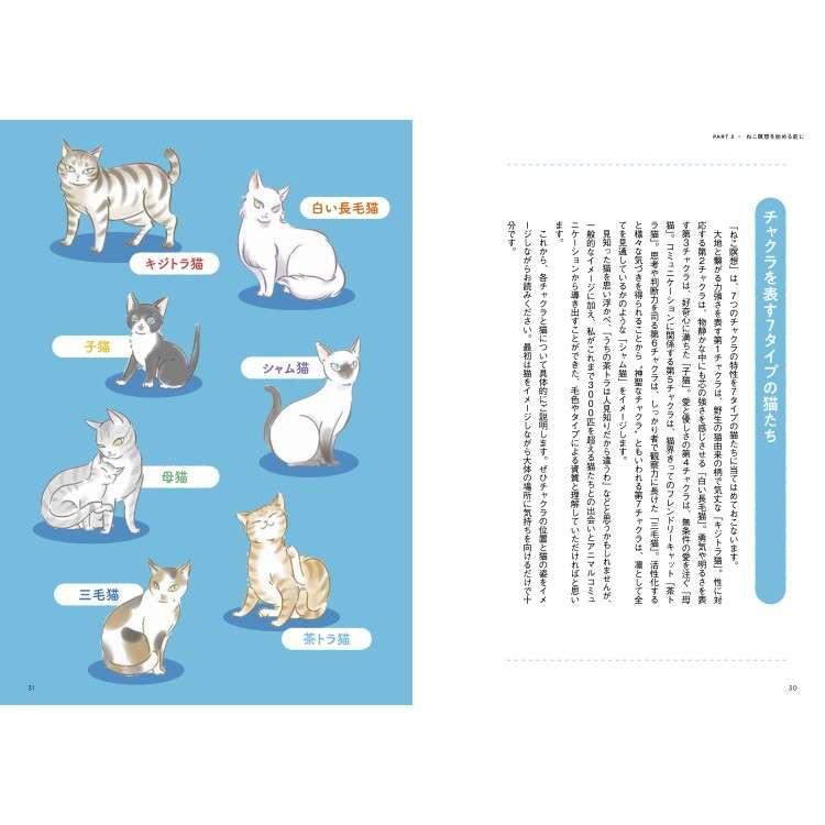 猫をイメージしておこなう 「ねこ瞑想」